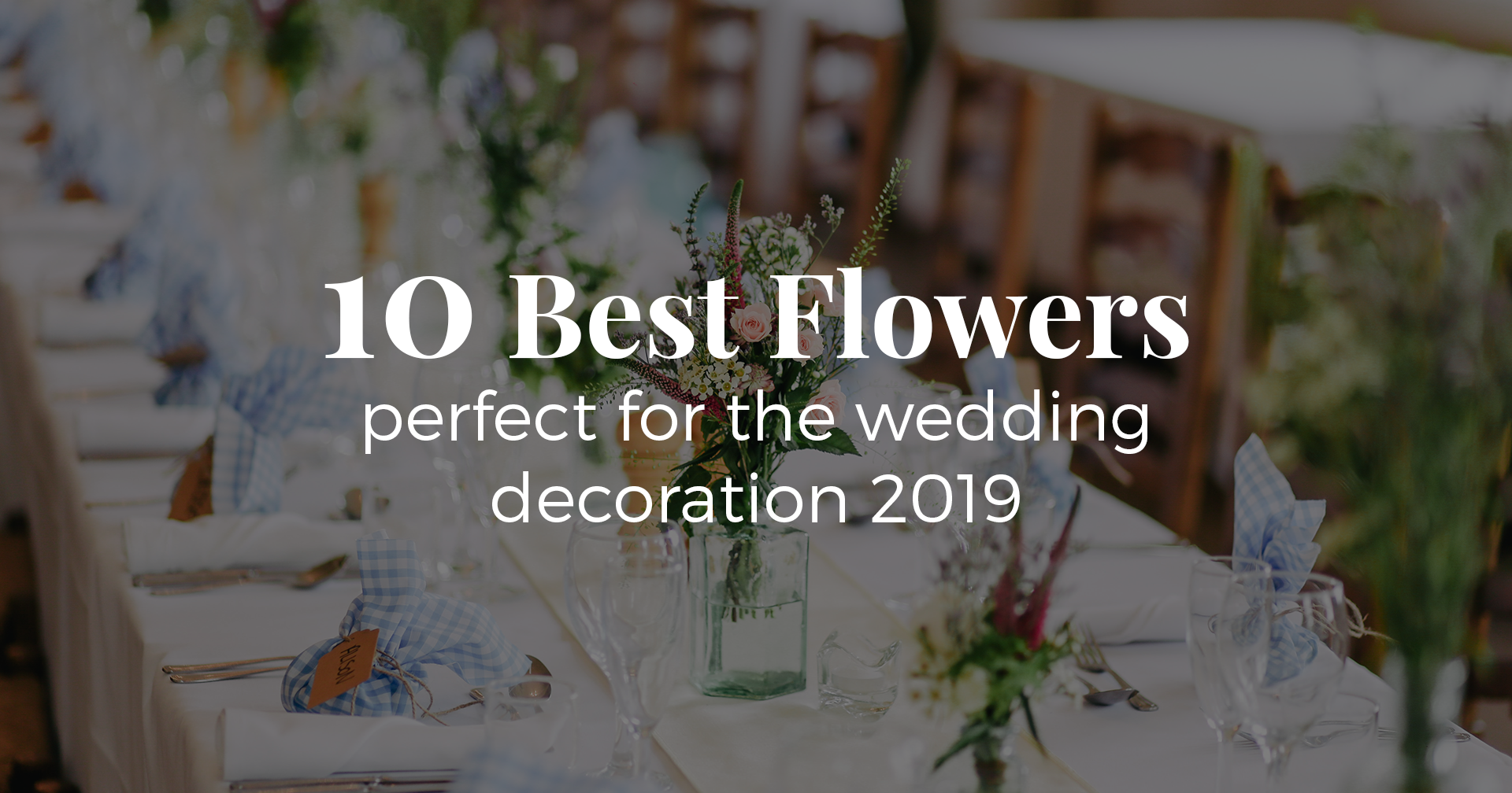 10 best flowers